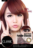 Classic Naomi Brown Contact Lenses