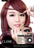Classic Rico Grey Contact Lenses