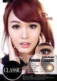 Classic Stella Brown Contact Lenses