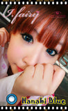 iFairy Hanabi Blue Contact Lenses