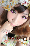 iFairy Lumos Orange Contact Lenses