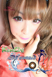 Kimchi Mermaid Red Contact Lenses