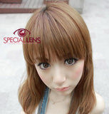 Mixty Missy Brown Contact Lenses