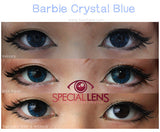 Barbie Crystal Blue Contact Lenses