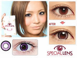 Angel Violet Contact Lenses