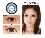 Angel Blue Contact Lenses