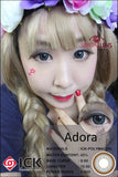 ICK Adora Grey Contact Lenses