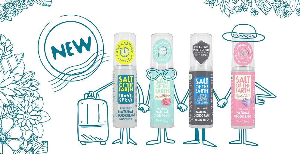 New Pocket-Perfect Travel Sprays
