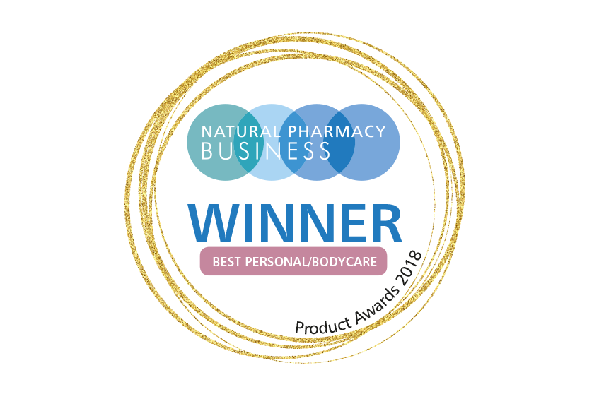Natural Roll On Deodorant Scoops Natural Pharmacy Business Award!