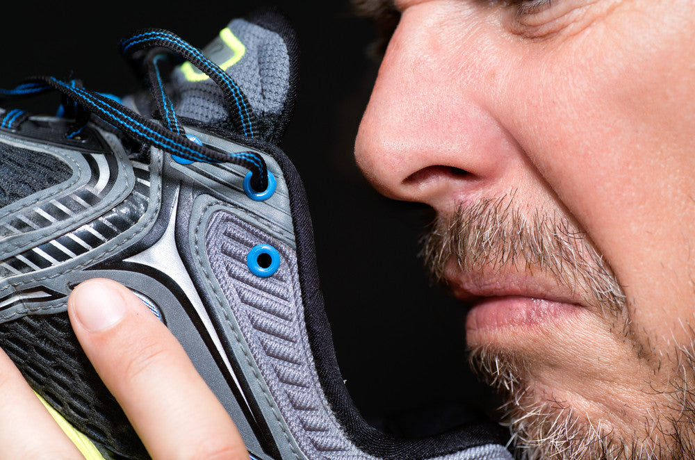 Are your stinky trainers taking over your gym kit?