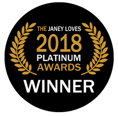 Janey Lee Grace Platinum Award 2018