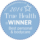 Best Personal Care and Body Care Award - True Health Magazine
