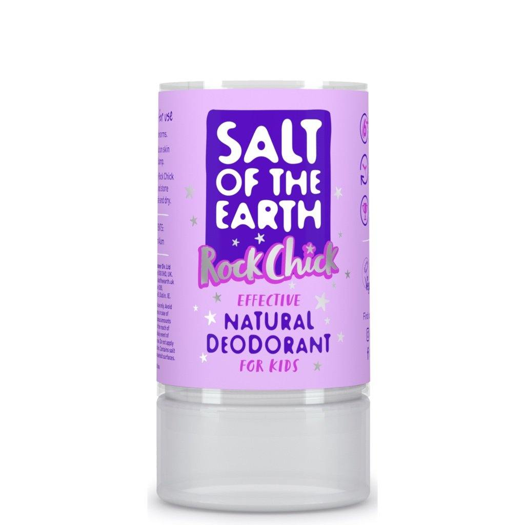 Natural deodorant for kids