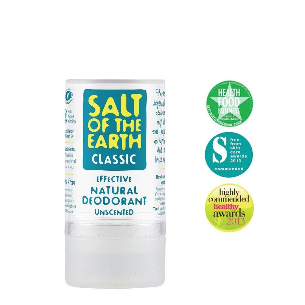 Salt of the Earth Classic Crystal Deodorant