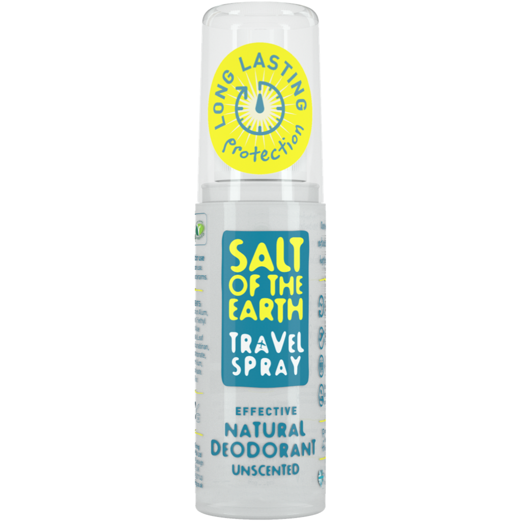 Travel Sized Deodorant Spray Unscented