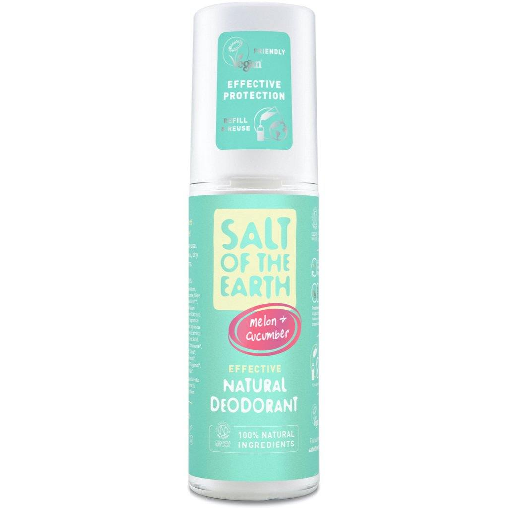 Salt of the Earth Melon & Cucumber Natural Deodorant Spray