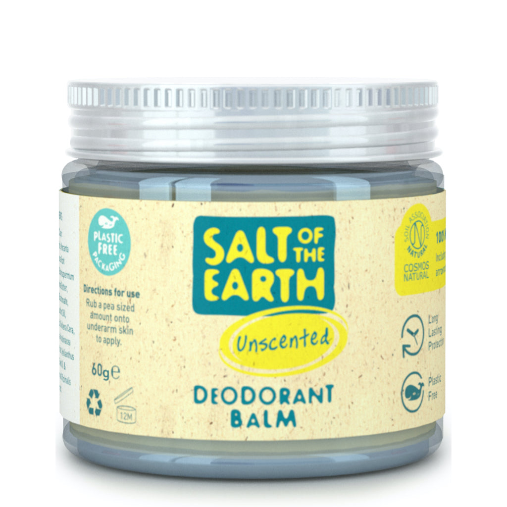 Salt of the Earth natural deodorant balm