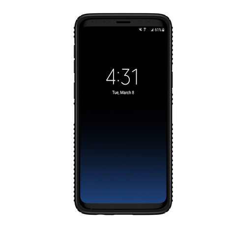 Speck Presidio Grip Case for Samsung Galaxy S9 - Black