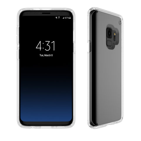 Speck Presidio Clear Case for Samsung Galaxy S9 - Clear
