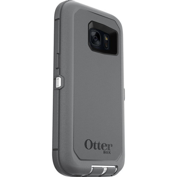 OtterBox Samsung Galaxy S7 Defender Series Case - Glacier White