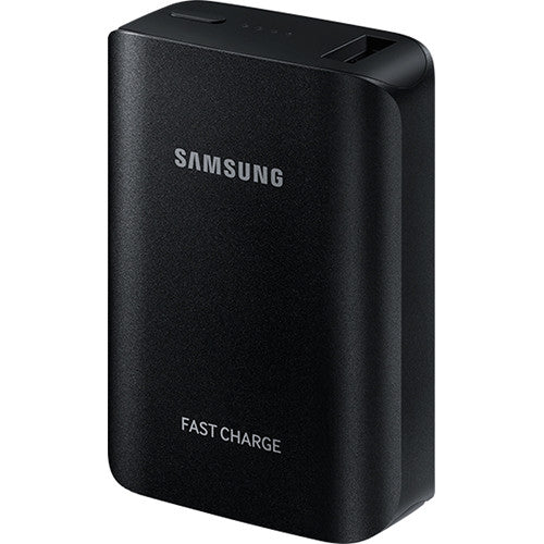 Samsung Fast Charge Battery Pack 5.1A - Black