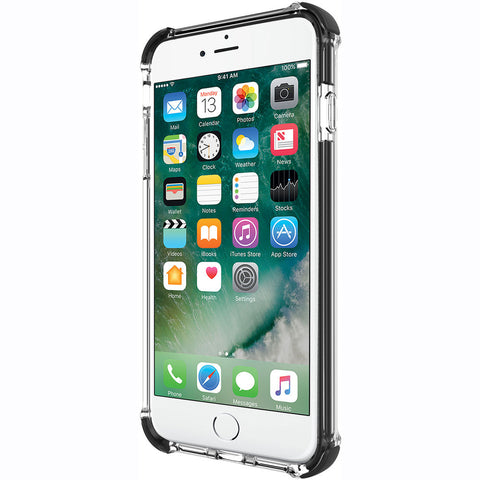 Incipio Apple iPhone 7 Plus Repreive (Sport) Case - Clear / Black