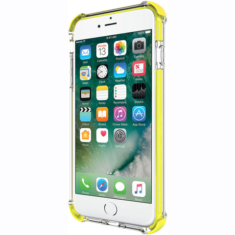 Incipio Apple iPhone 7 Plus Repreive (Sport) Case - Clear / Lime