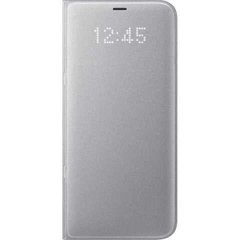 Samsung Galaxy S8+ LED View Case - Silver