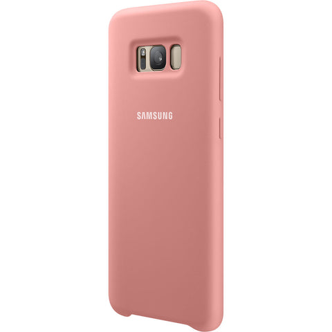 Samsung Galaxy S8+ Silicone Case - Pink