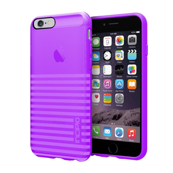 Incipio Apple iPhone 6 Rival Co-Molded Transparent Textured Case - Pink