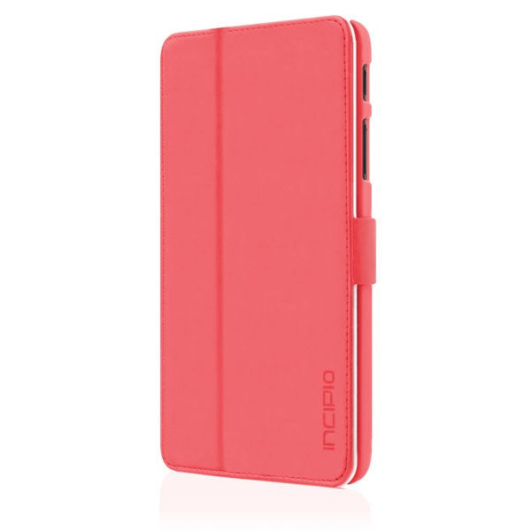 Incipio LG G Pad 7.0 LTE Lexington Folio Case - Pink