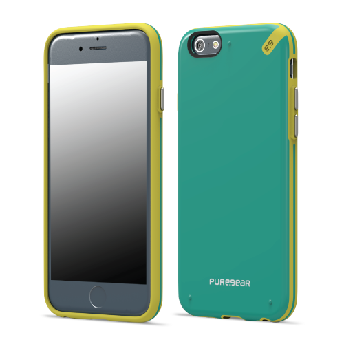 PureGear Apple iPhone 6 / 6s Slim Shell Case - Citrus Mint