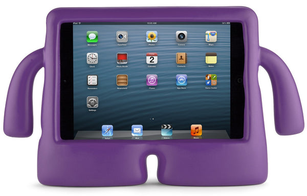 Speck iGuy Case - for Apple iPad Mini 4 - Grape Purple