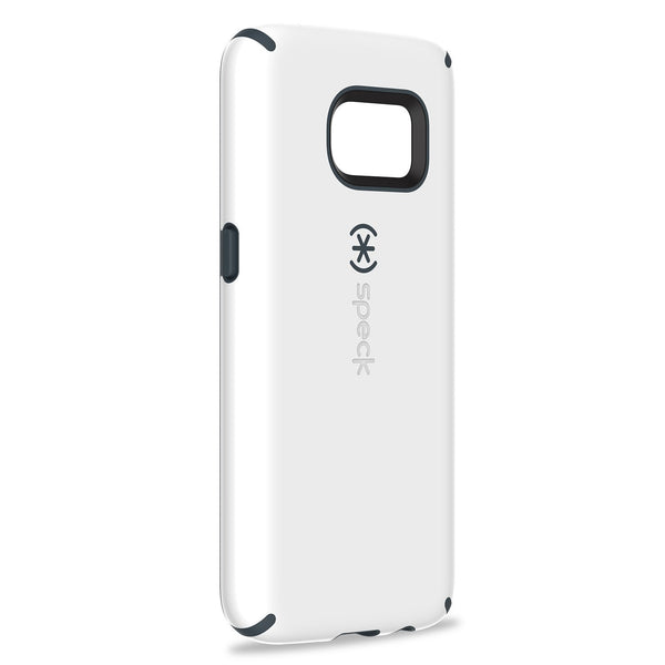 Speck Samsung Galaxy S7 CandyShell Case - White / Charcoal Gray