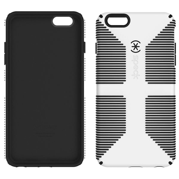Speck Candyshell Grip Case iPhone 6 / 6s Plus - White And Black