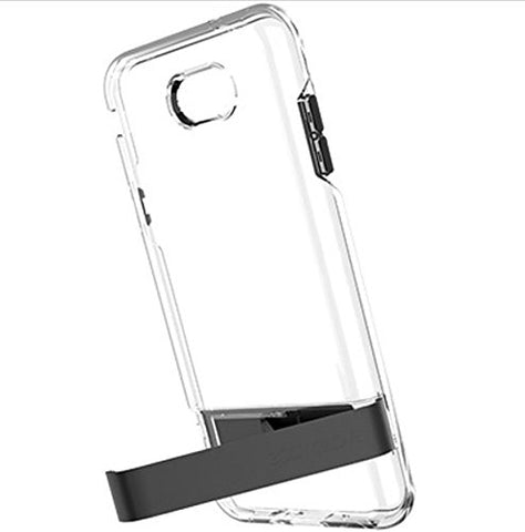 Body Glove Samsung Galaxy J7 Elevate Case with KickStand - Clear