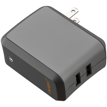 Ventev wallport rq2300 Wall Charger with USB Type C Cable