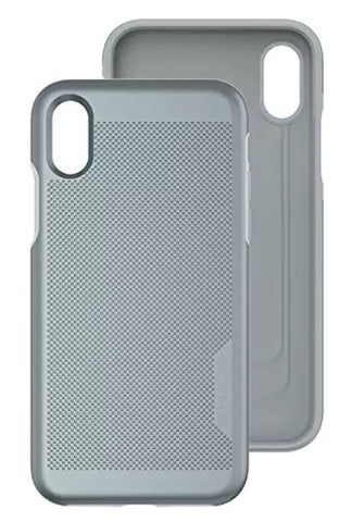 Body Glove Mirage Case for Apple iPhone X - Silver