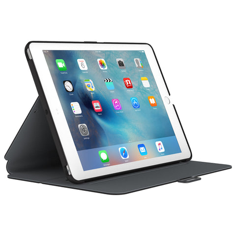 Speck Apple iPad Pro 9.7 StyleFolio Case - Black And Slate Gray