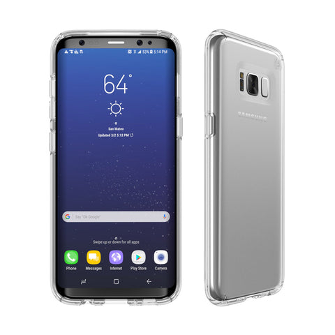 Speck Samsung Galaxy S8+ Presidio Case - Clear