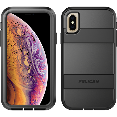 Pelican Voyager Case for Apple iPhone Xs / X - Black
