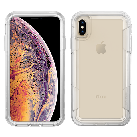 Pelican Voyager Case for Apple iPhone Xs Max - Clear