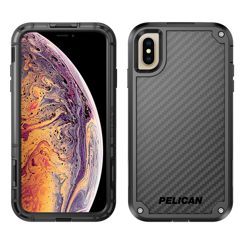 Pelican Shield Case for Apple iPhone Xs Max - Black