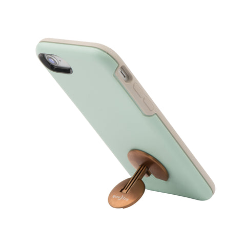 Nite Ize FlipOut Device Stand and Grip - Bronze
