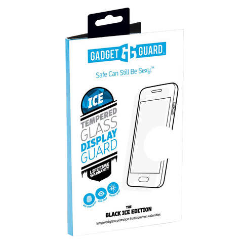 Gadget Guard Black Ice Glass Screen Protector for Samsung Galaxy A30 / A50 - Clear