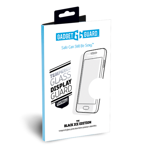 Gadget Guard Black Ice Glass Screen Protector for Samsung Galaxy S10e - Clear
