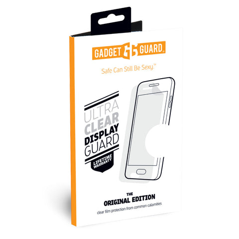Gadget Guard Original Edition Film Screen Protector for Samsung Galaxy S10 - Clear