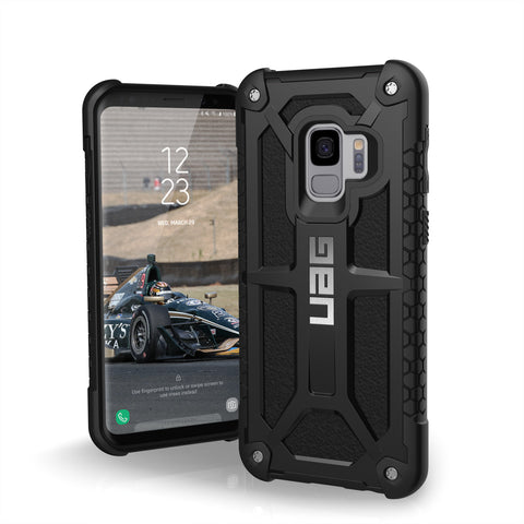 UAG Monarch Case for Samsung Galaxy S9 - Black