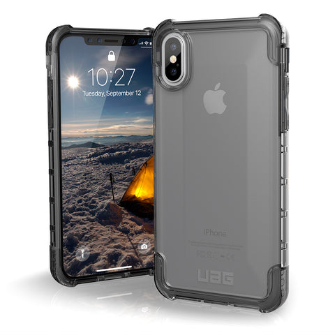UAG Plyo Case for Apple iPhone X / XS - Ice