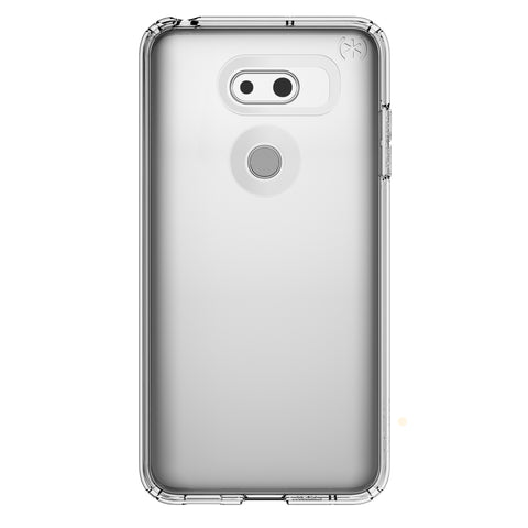 Speck Presidio Case for LG V30 - Clear